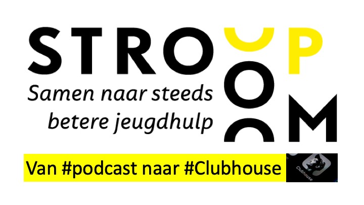 Praat mee met StroomOP op Clubhouse in juni